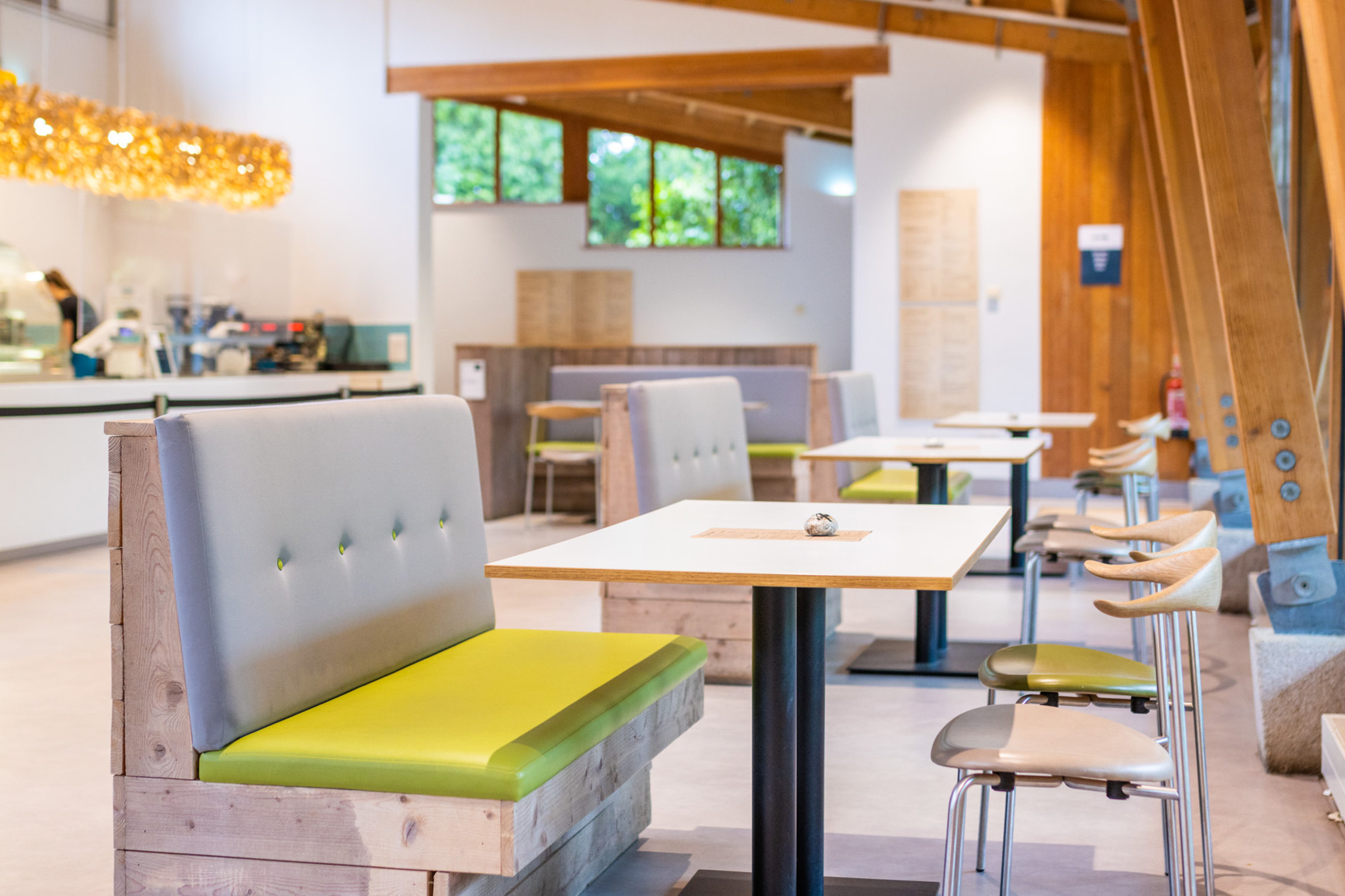 Trebah 'Street' Kitchen Is Back Open
