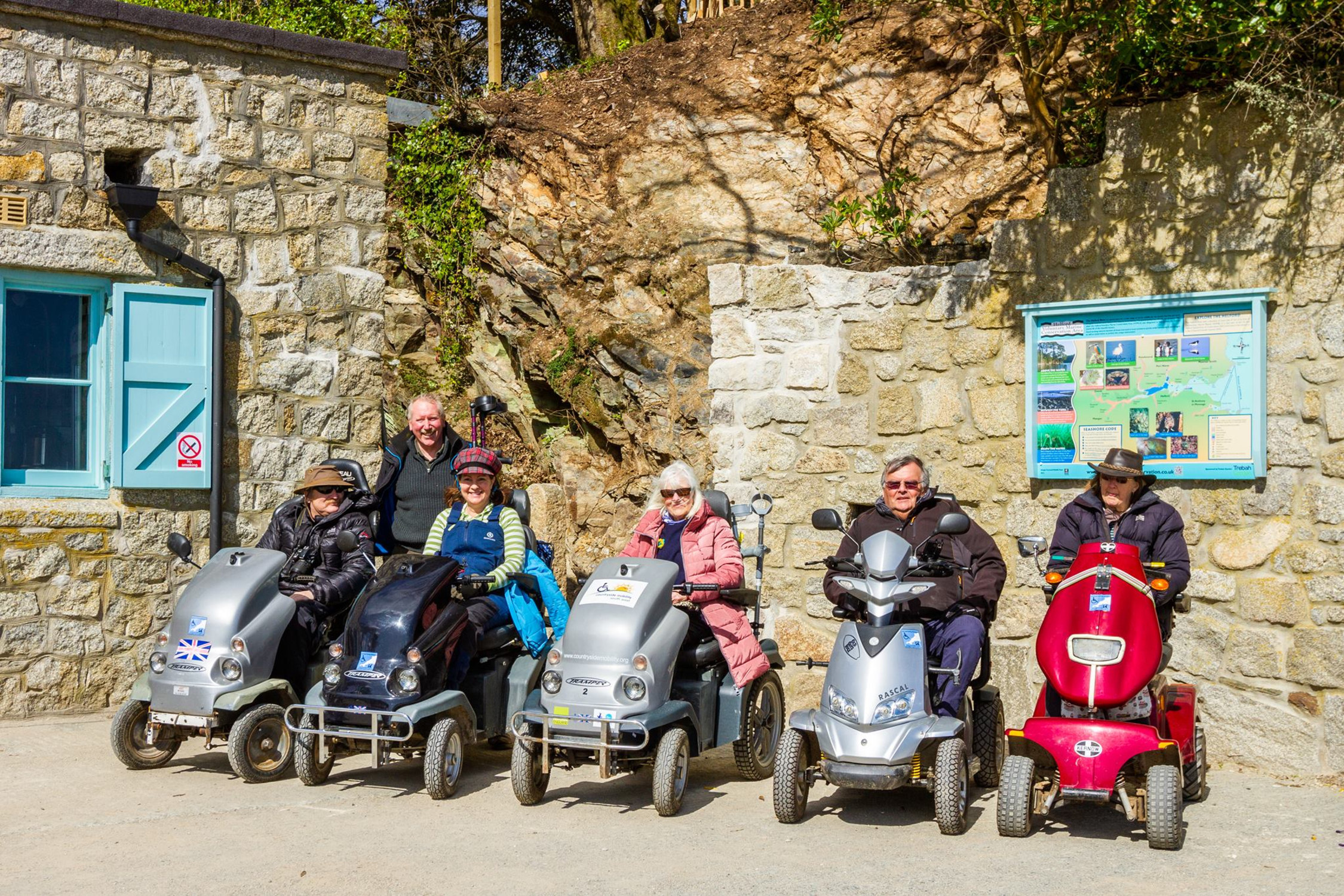 Trebah Top 10 For Disability-Friendly Days Out