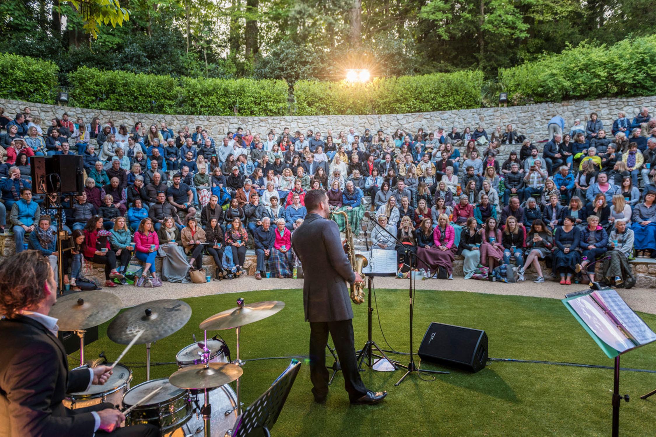 2019 Amphitheatre Season Launch