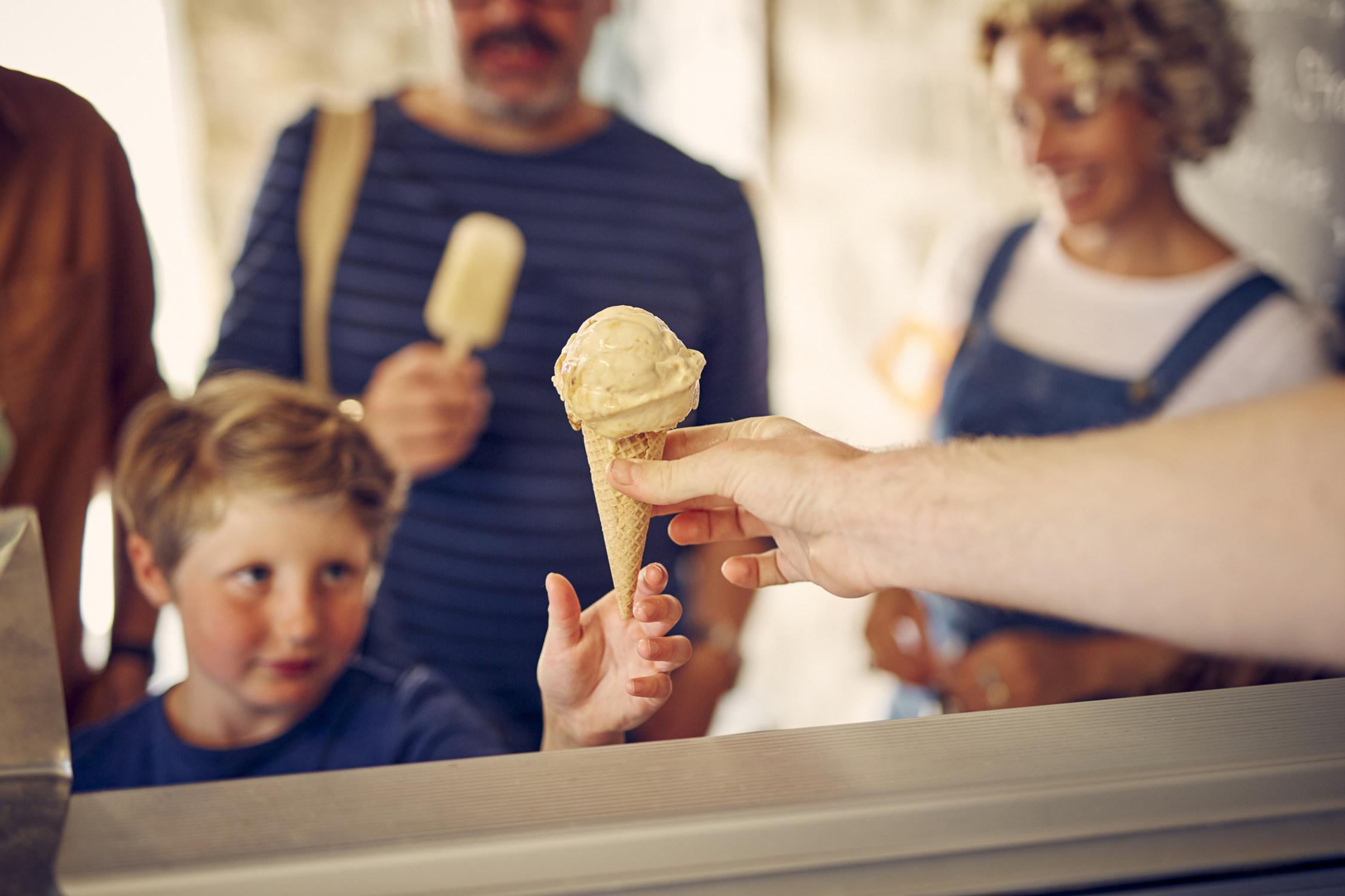 It's Ice Cream Season...