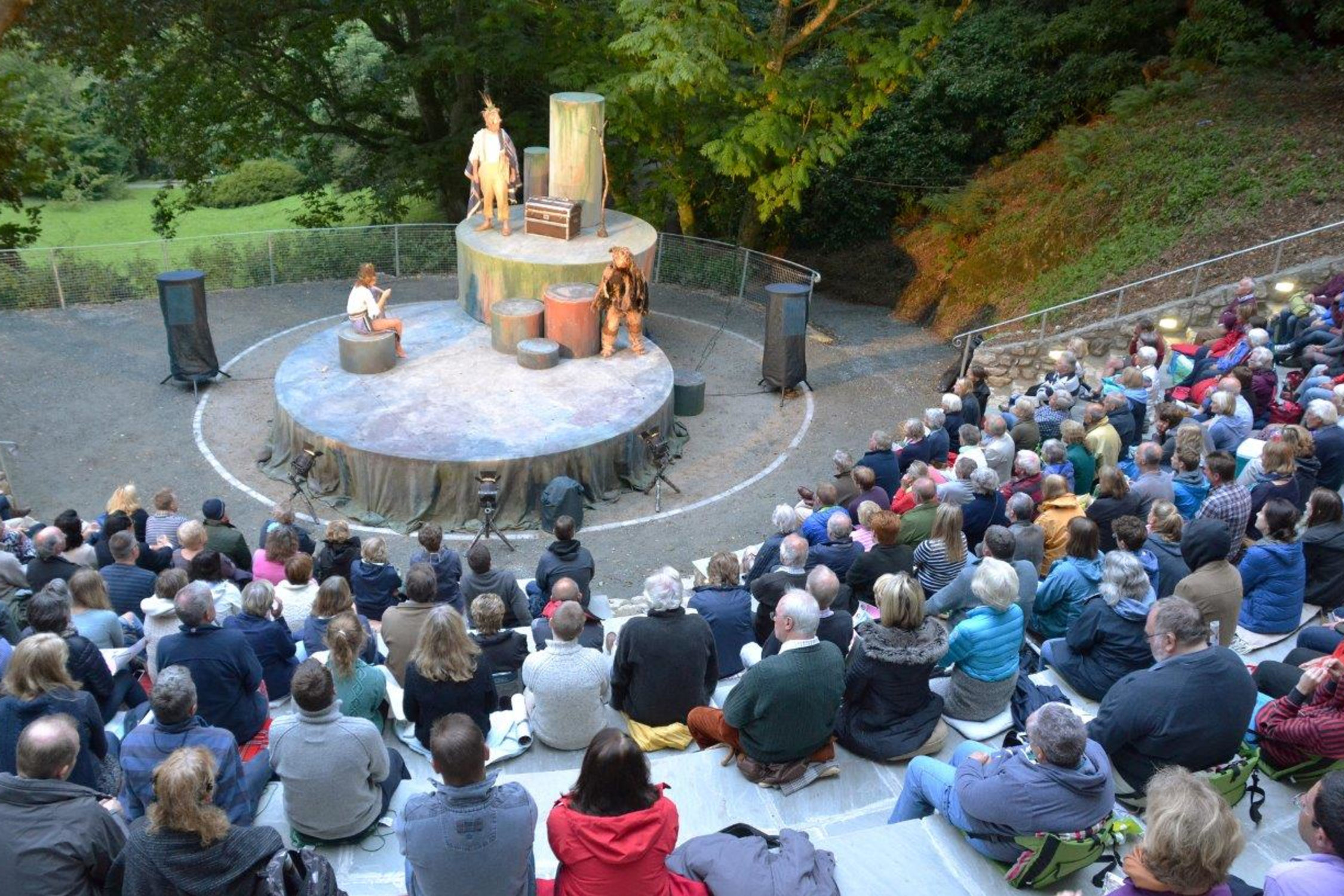 Our New Amphitheatre Opens