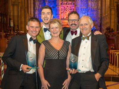 Awards Success For Trebah