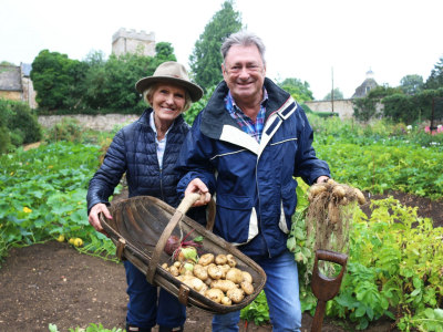 Trebah Features In Alan Titchmarsh Anniversary Show