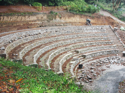 Amphitheatre Inspiration