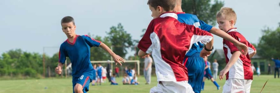 5 reasons why soccer is good for your child