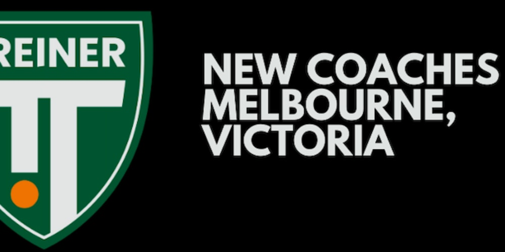 Our new coaches in Melbourne, Victoria