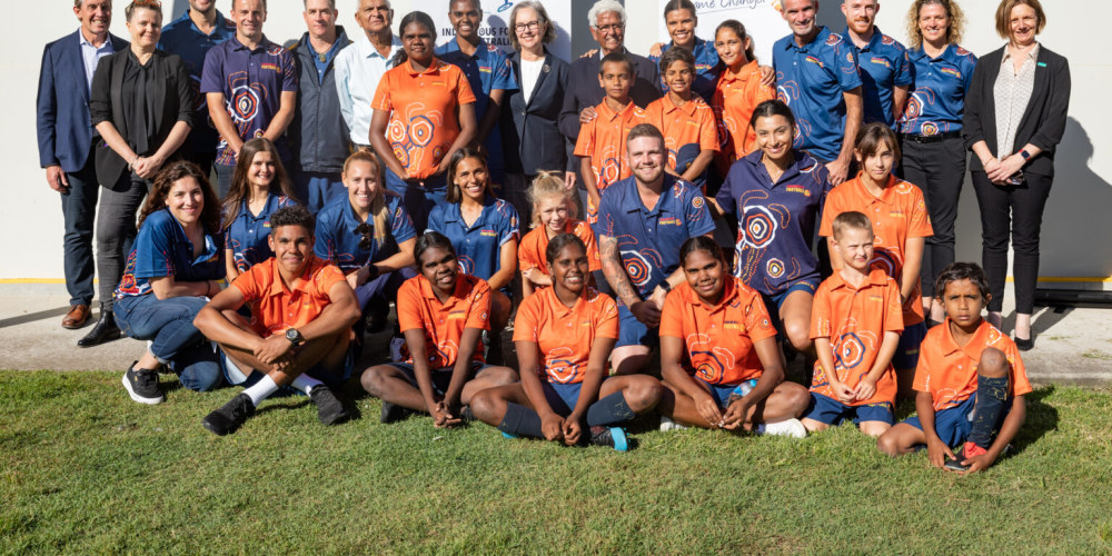 Growth of Indigenous Football in Australia