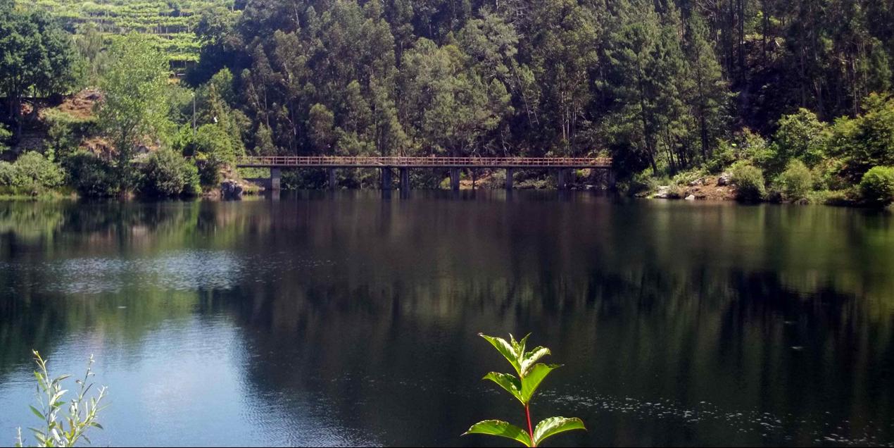Rio Caima e Trebilhadouro