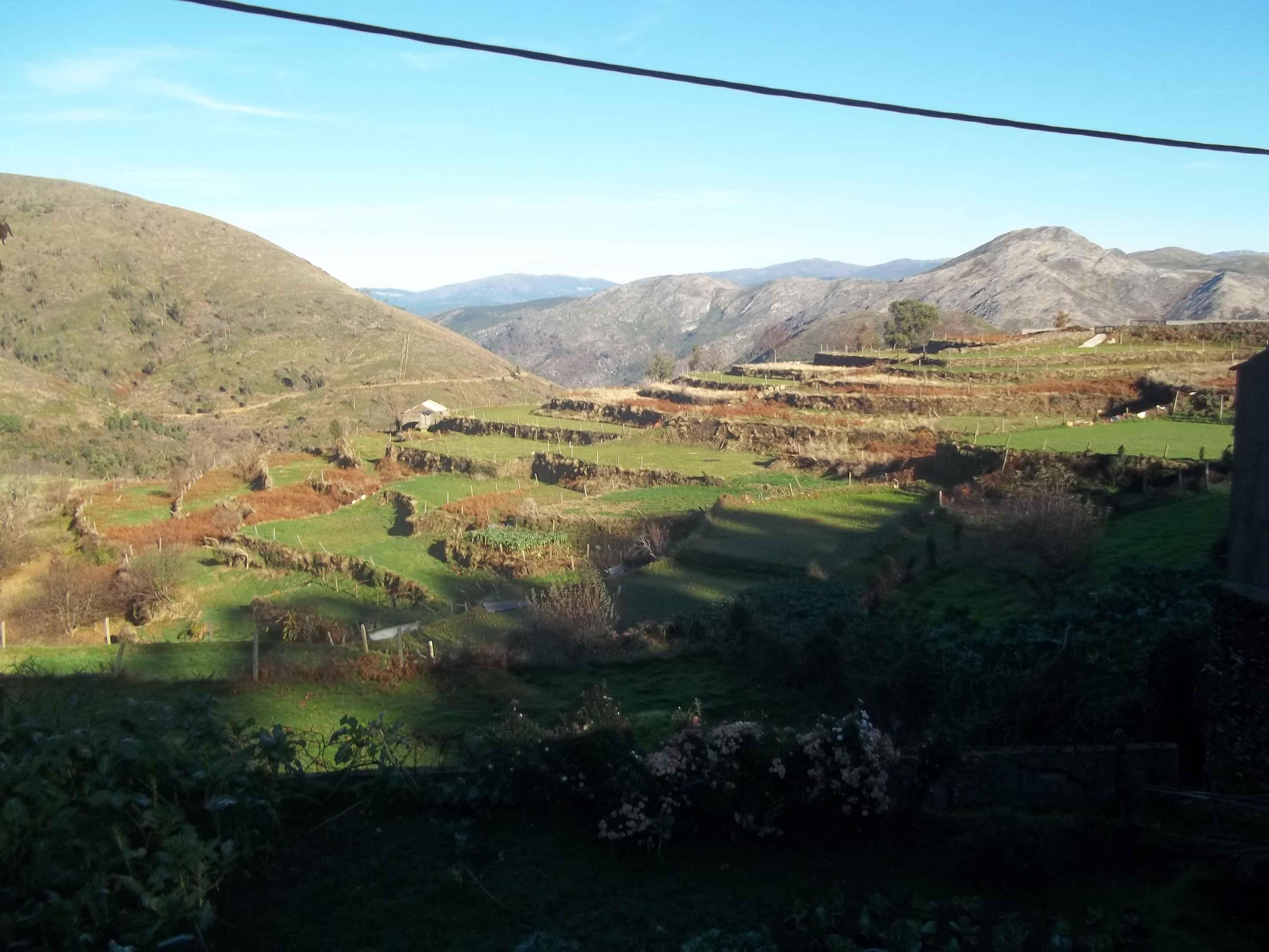 Rota das Bétulas e trilho dos incas