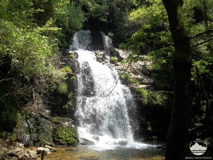 Pela cascata de Cabreia e minas do Braçal