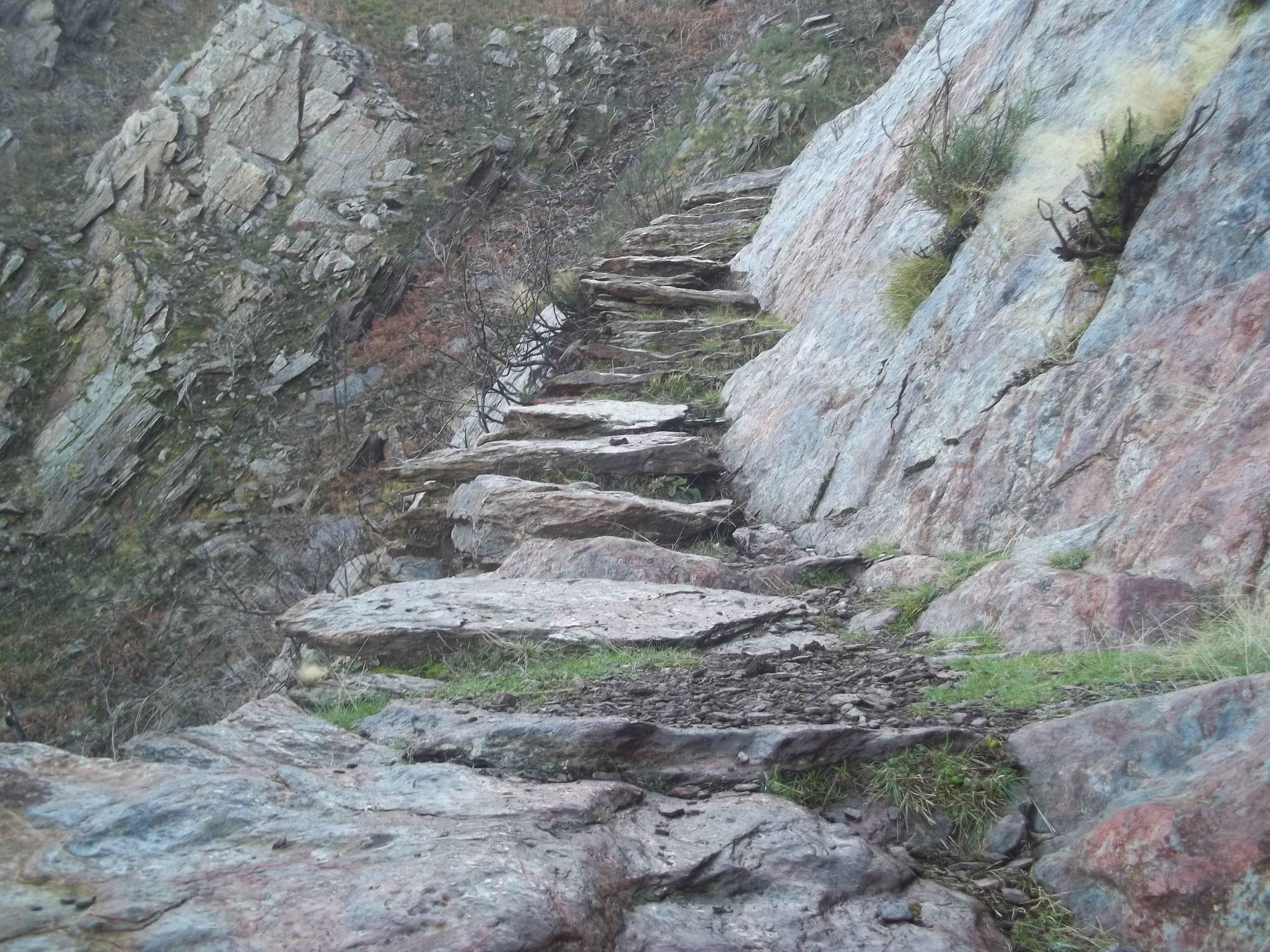 Trilho do incas e rota das bétulas - 1º edição 2021