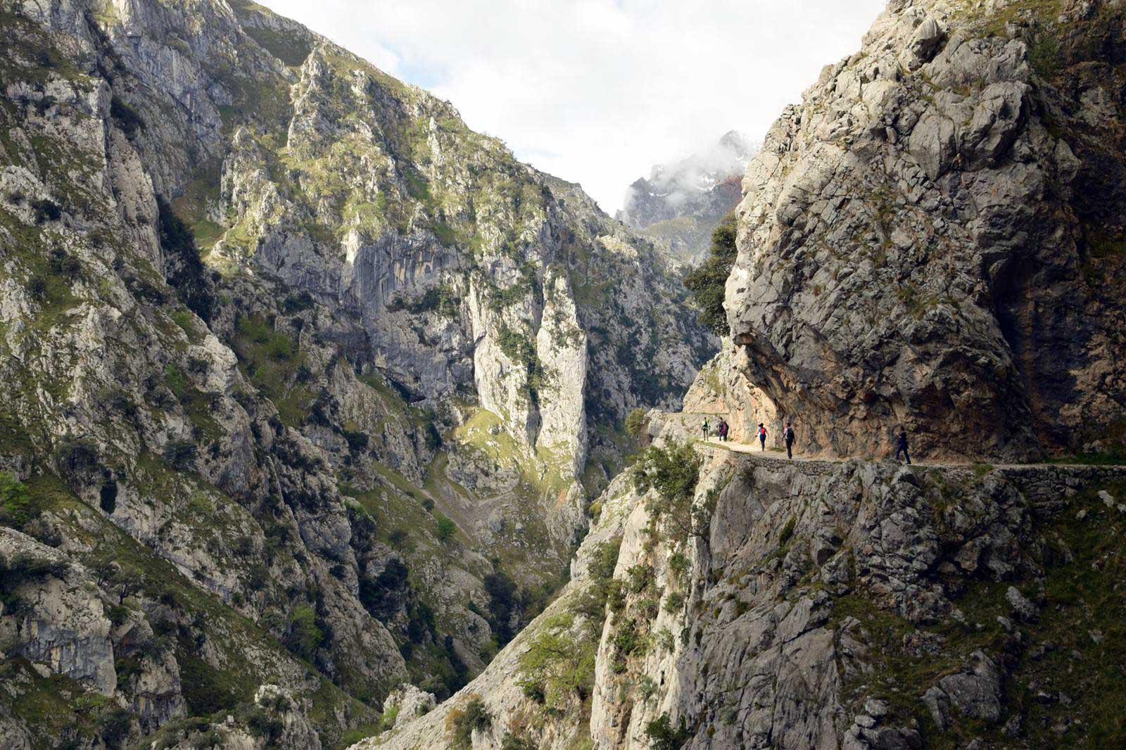 À descoberta dos Picos da Europa – 4 dias