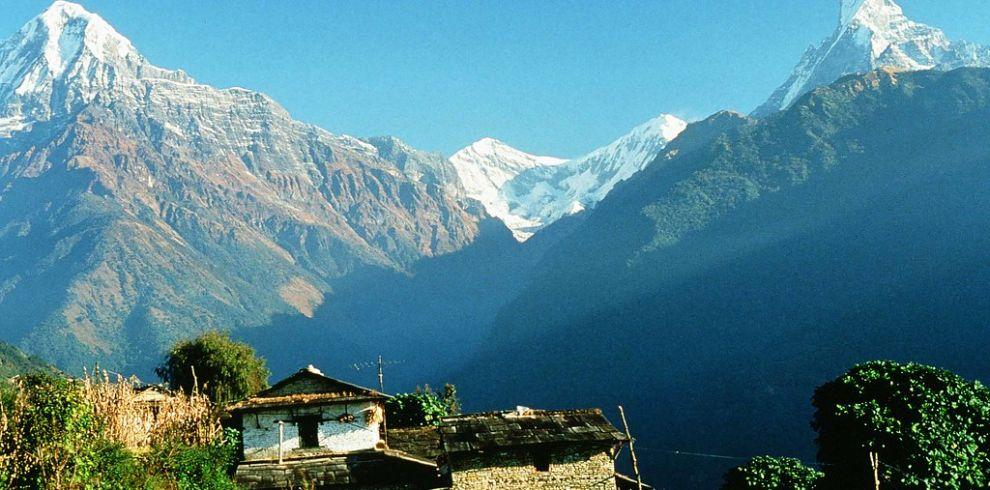 Nepal -98 Ghandruk