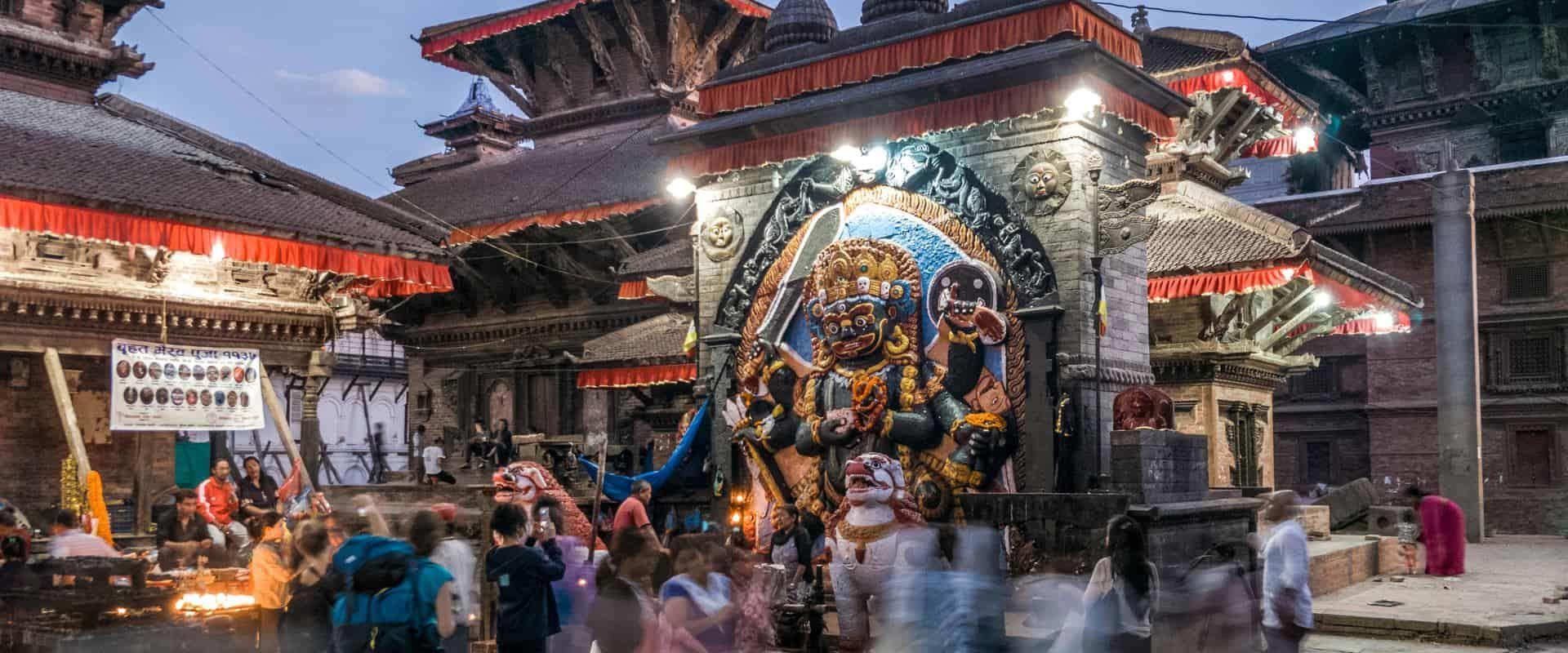 Kathmandu UNESCO Heritage Site