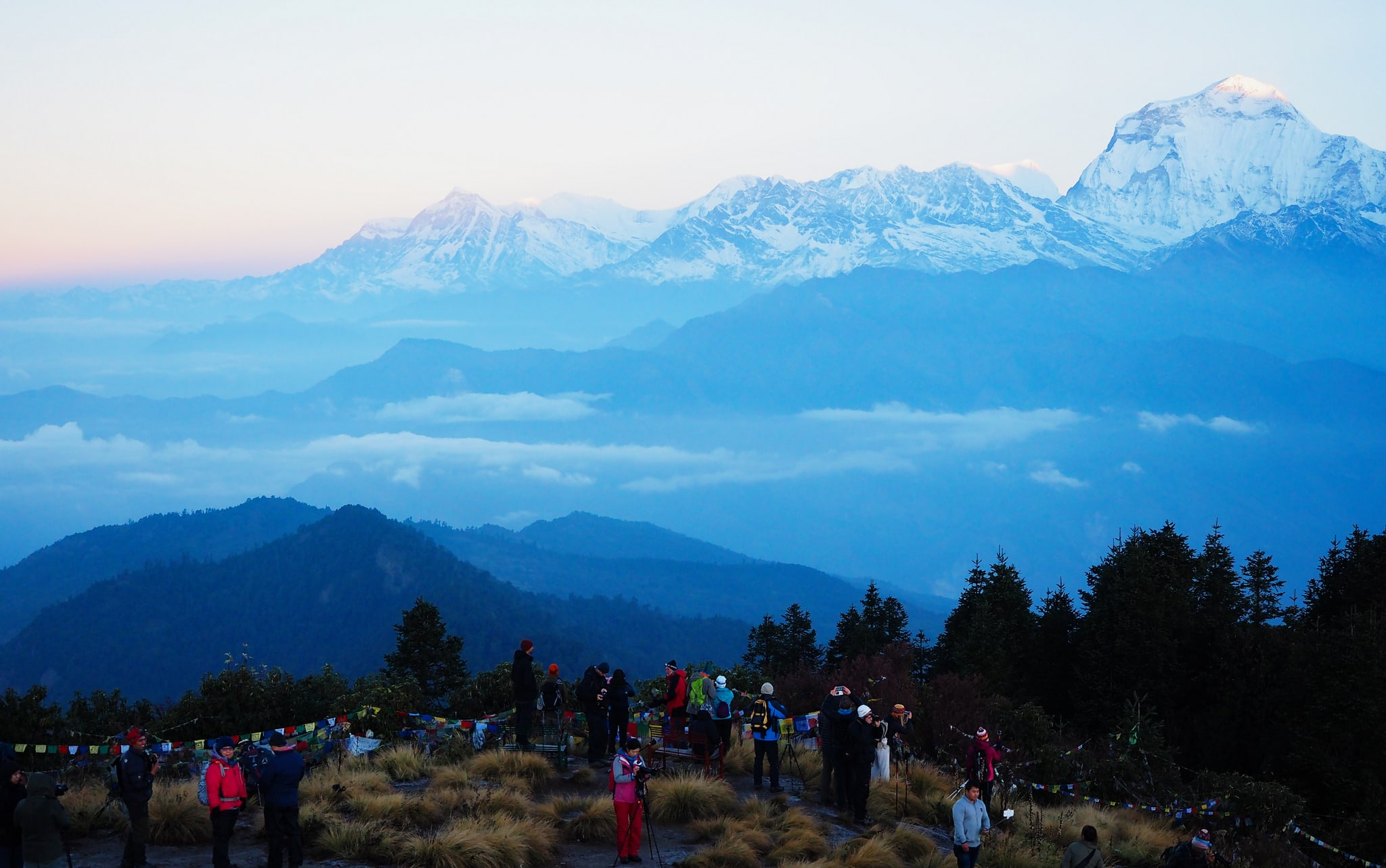 Join A Breathtaking Adventure In Annapurna