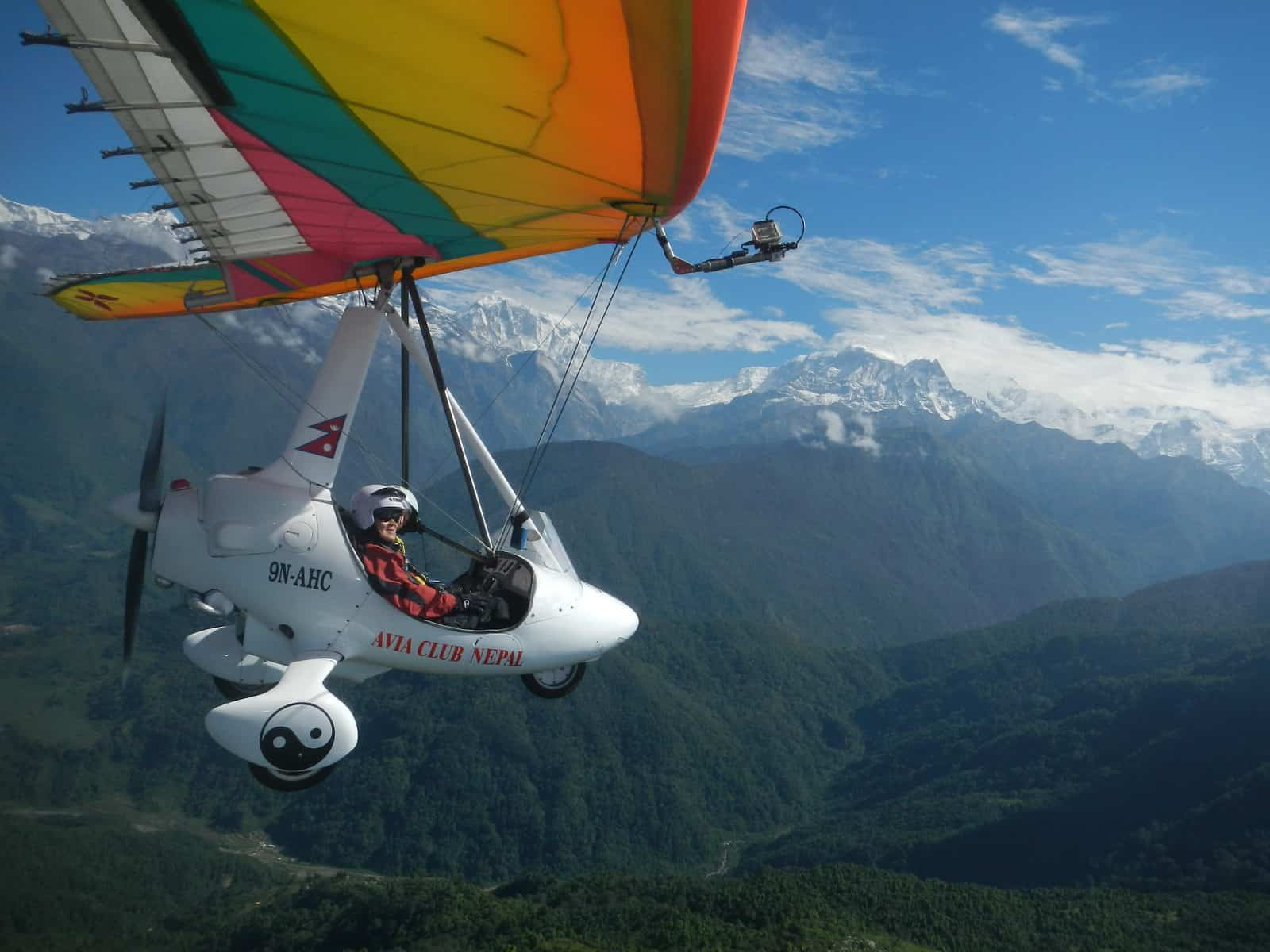 Things to do in Nepal | Mountain Flight