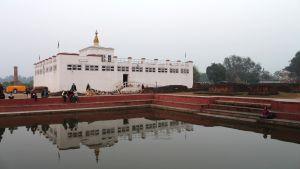 Lumbini the birthplace of Gautam Budhha | Affordable tours in Nepal