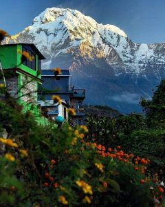 Annapurna | Best time to TRAVEL in Nepal