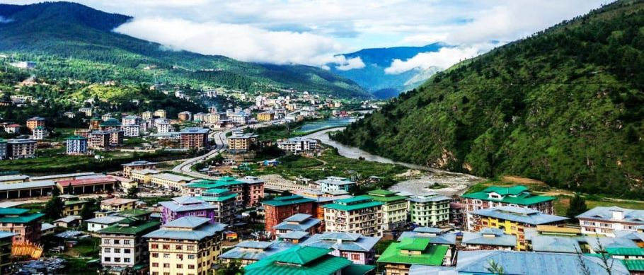 bhutan town