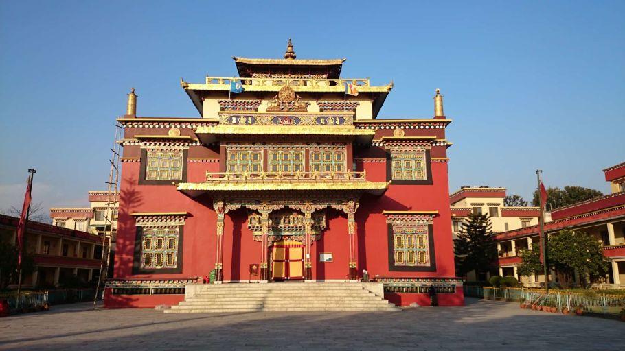 kathmandu buddhist monastery