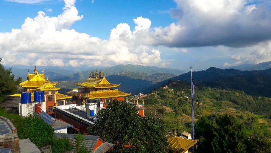 namobuddha buddhist site