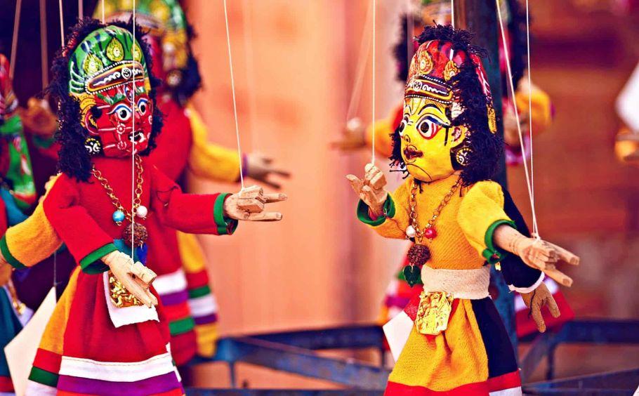 Gai Jatra Festival in Nepal