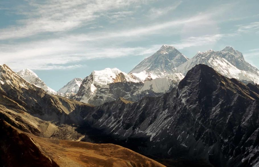 everest base camp lobuche east peak