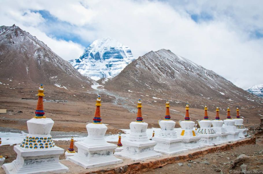 Mount Kailash north view
