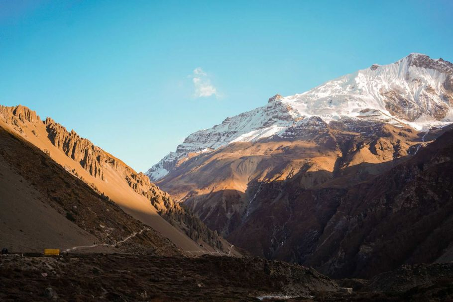 Khangsar, Nepal