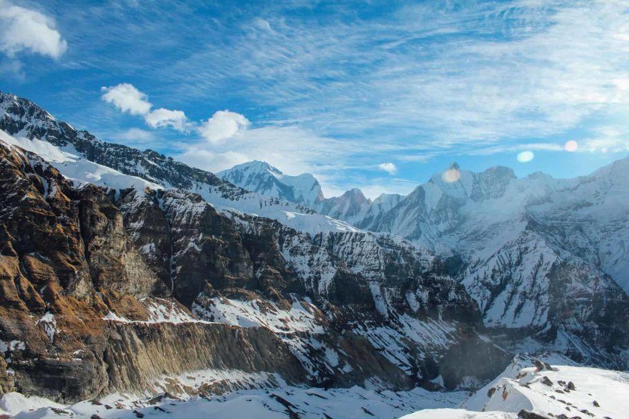 Annapurna Base Camp Trekking Route, Ghandruk, Nepal