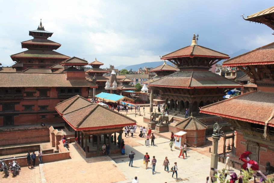 kathmandu unesco heritage old town