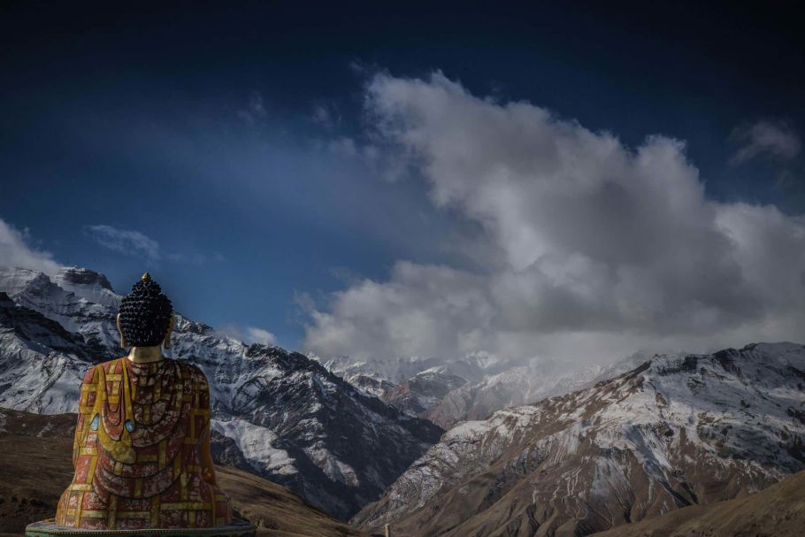 Spiti Valley, Kaza, India
