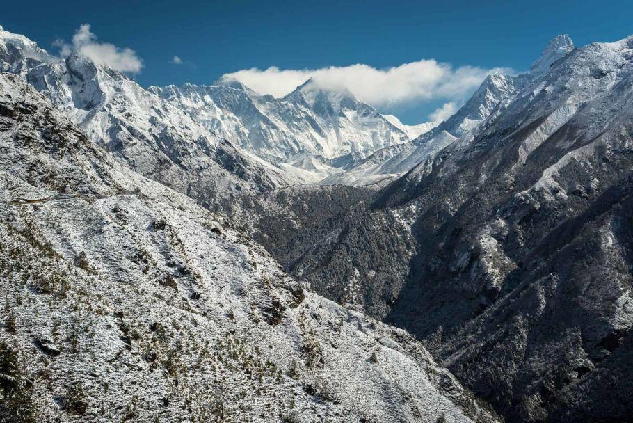 Everest Base Camp Trekking Rte, Khumjung, Nepal