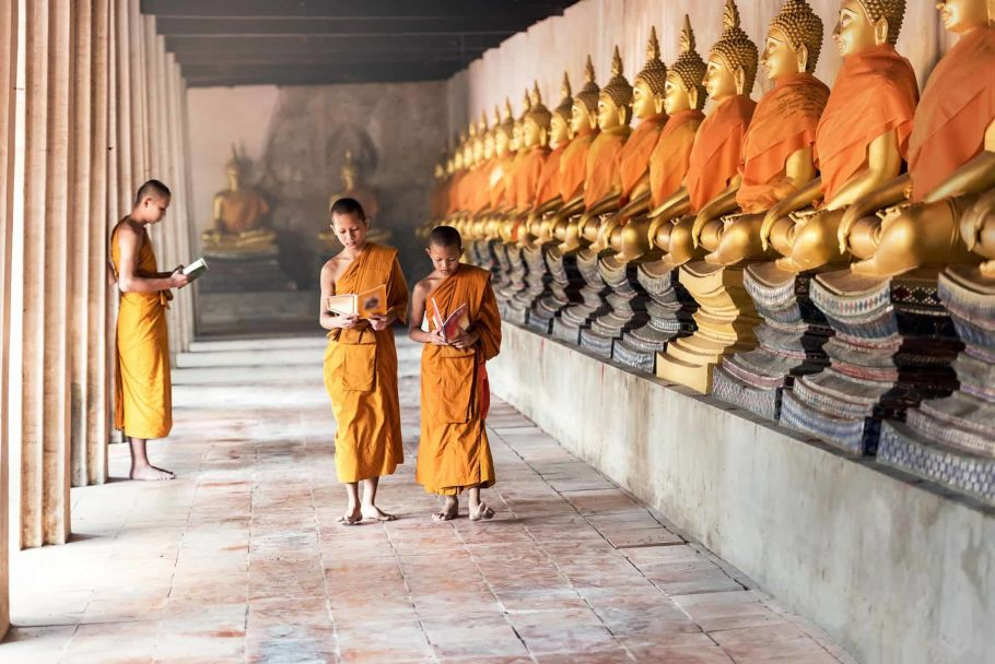 buddhism lumbini
