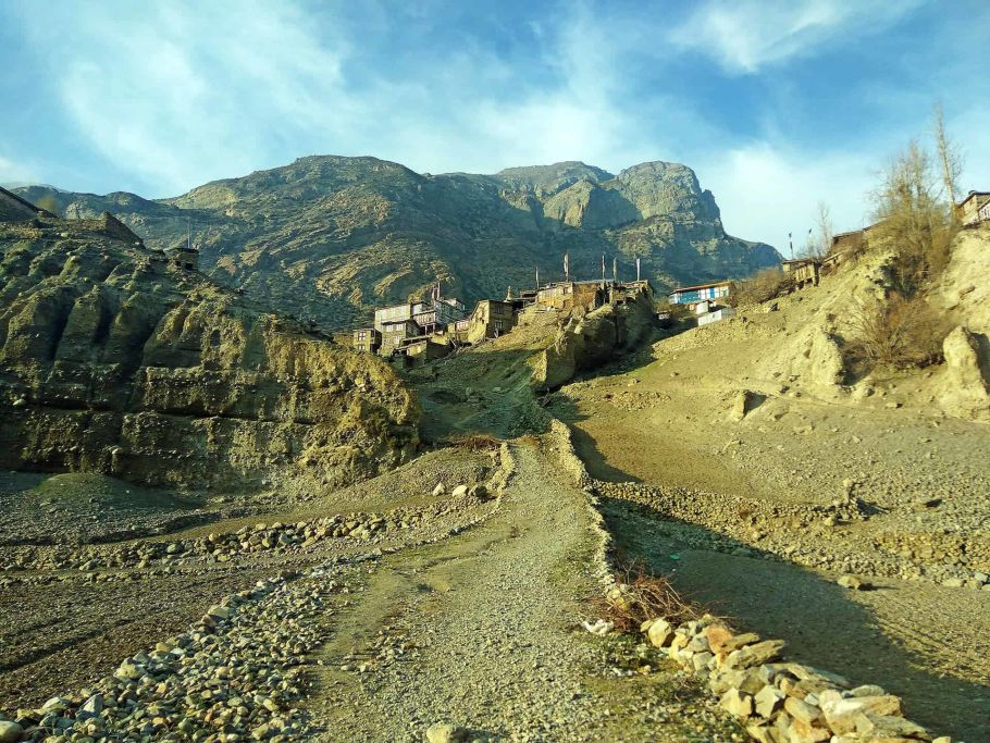 upper mustang mountain