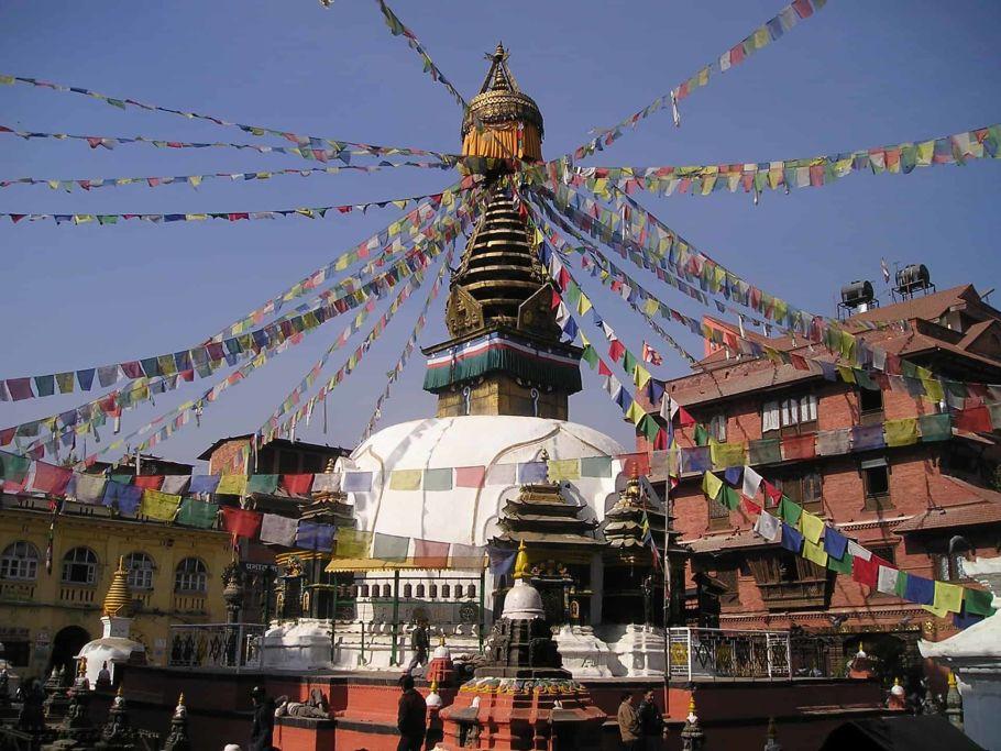 buddhism lumbini temple
