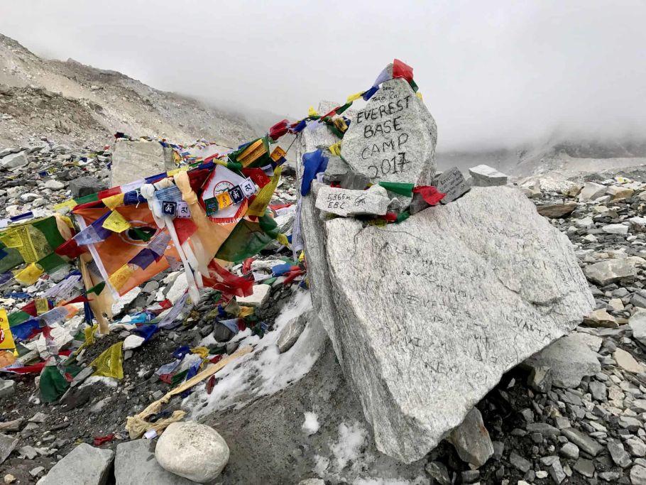 Everest Base Camp Trail, Khumjung, Nepal