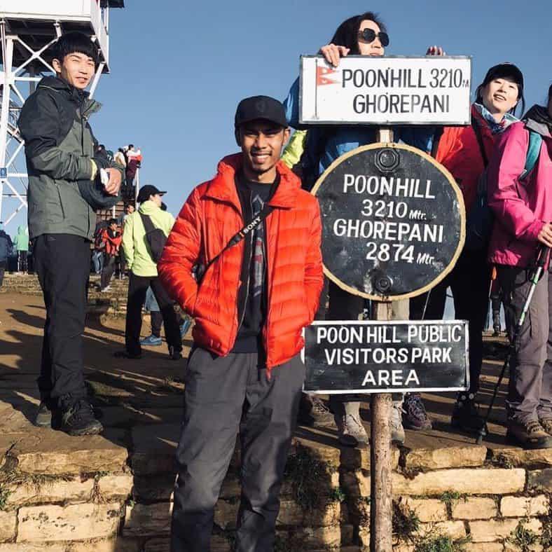 Poon Hill Trek,Ghorepani Trekking,Annapurna Poon hill Trekking