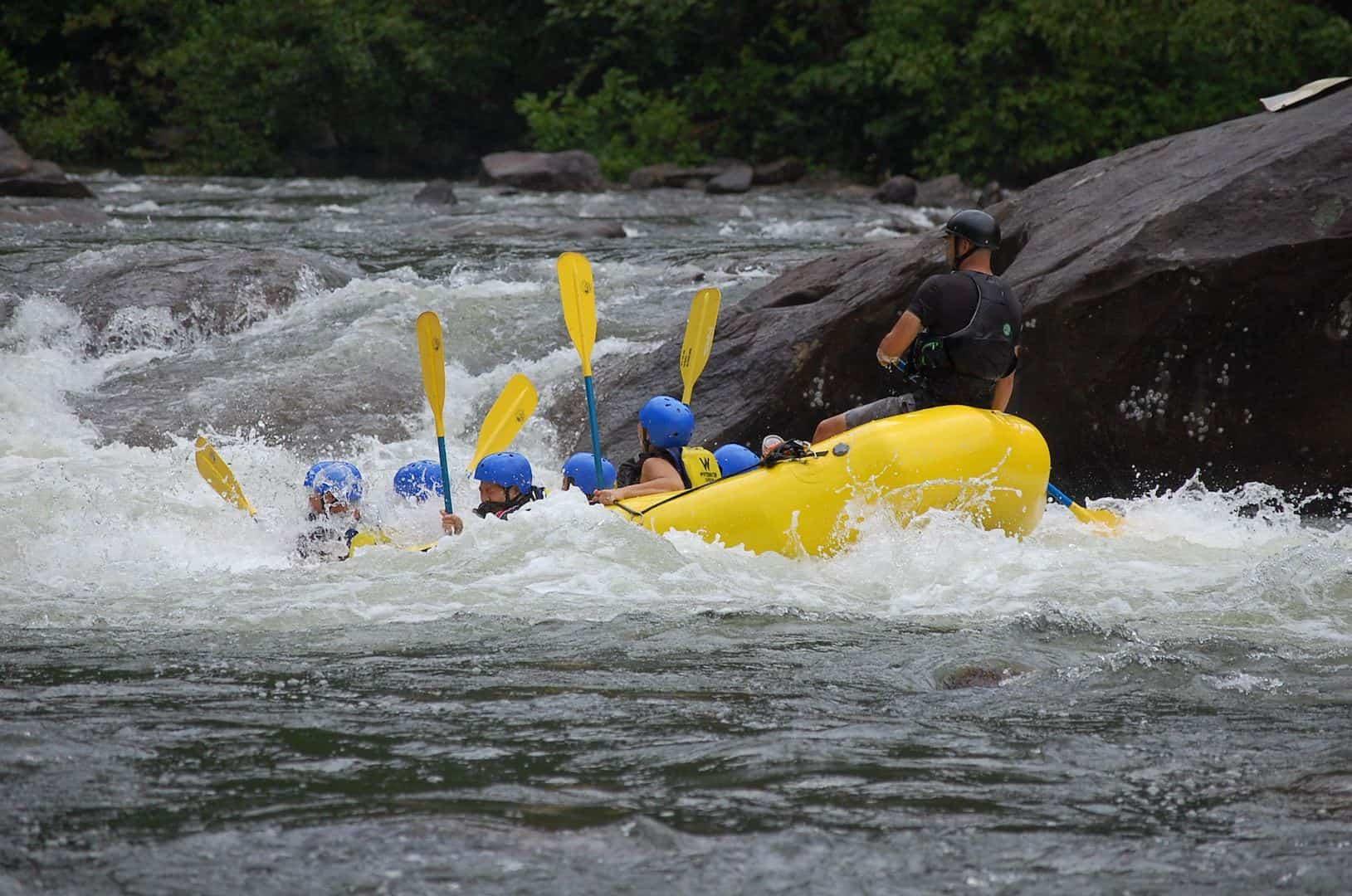 river rafting & kayaking