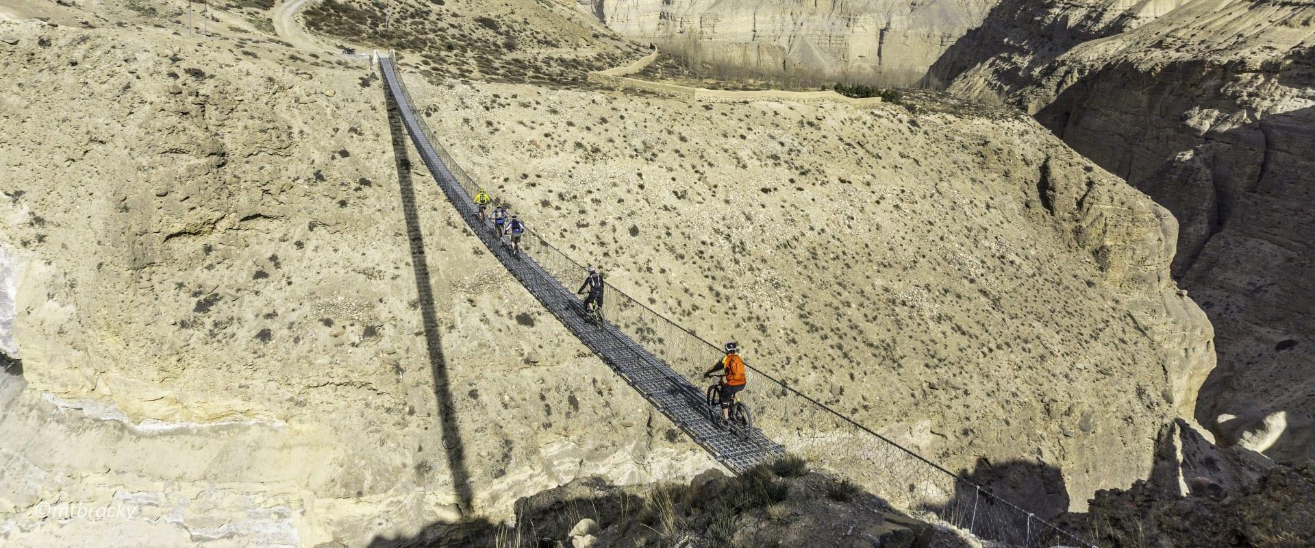 Getting An Adrenaline Rush On Mountain Biking