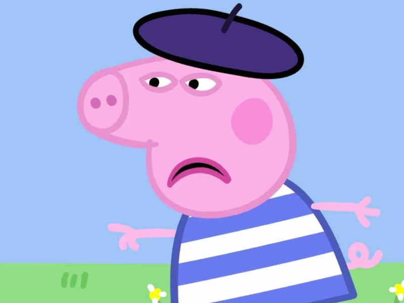 DON'T ALLOW YOUR CHILDREN TO WATCH PEPPA PIG