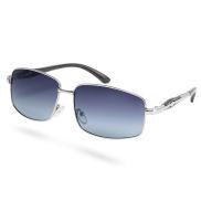 Silberne Getönte Polarisierte Sonnenbrille 0MkROpT