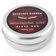 Vosk na fúzy Black Oak Moustache Wax