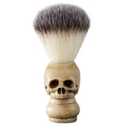Synthetic Hair Skull Shaving Brush