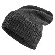 Сива шапка от мериносова вълна Kaleb