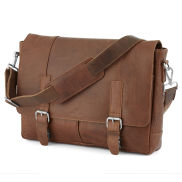 Tan Classic California Shoulder Bag