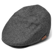 Grey Wool Sixpence