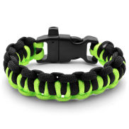 Neon Paracord Armband