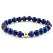 Blue Abyss Lapis Lazuli Armband