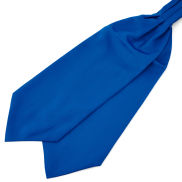 Blue Basic Cravat